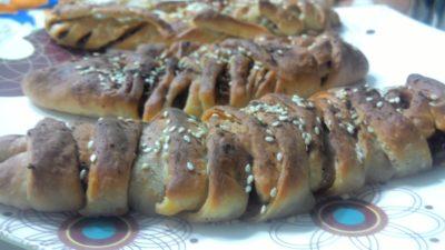 Croissant strombolis